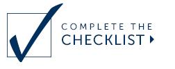 Complete the Checklist