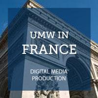 Digital Media Production in Paris